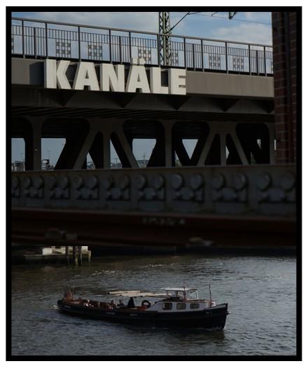 Collage Kanäle